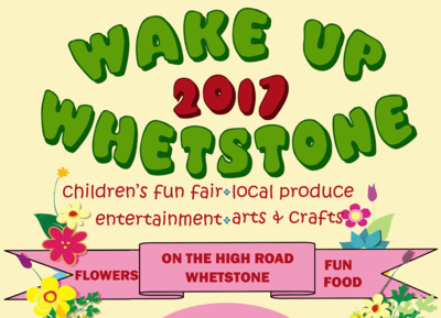 Wake Up Whetstone 2017 Poster
